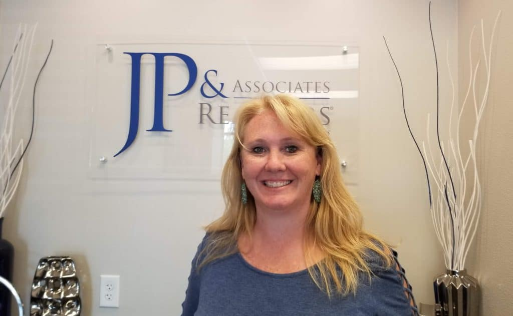 Ronda Sawyer at JPAR