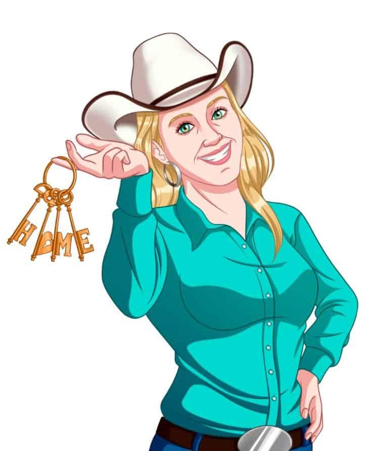 Illustration of Ronda Sawyer