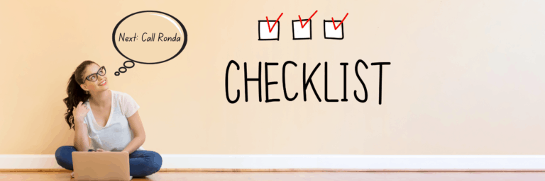 Checklist for Homebuyers: Making the Right Move