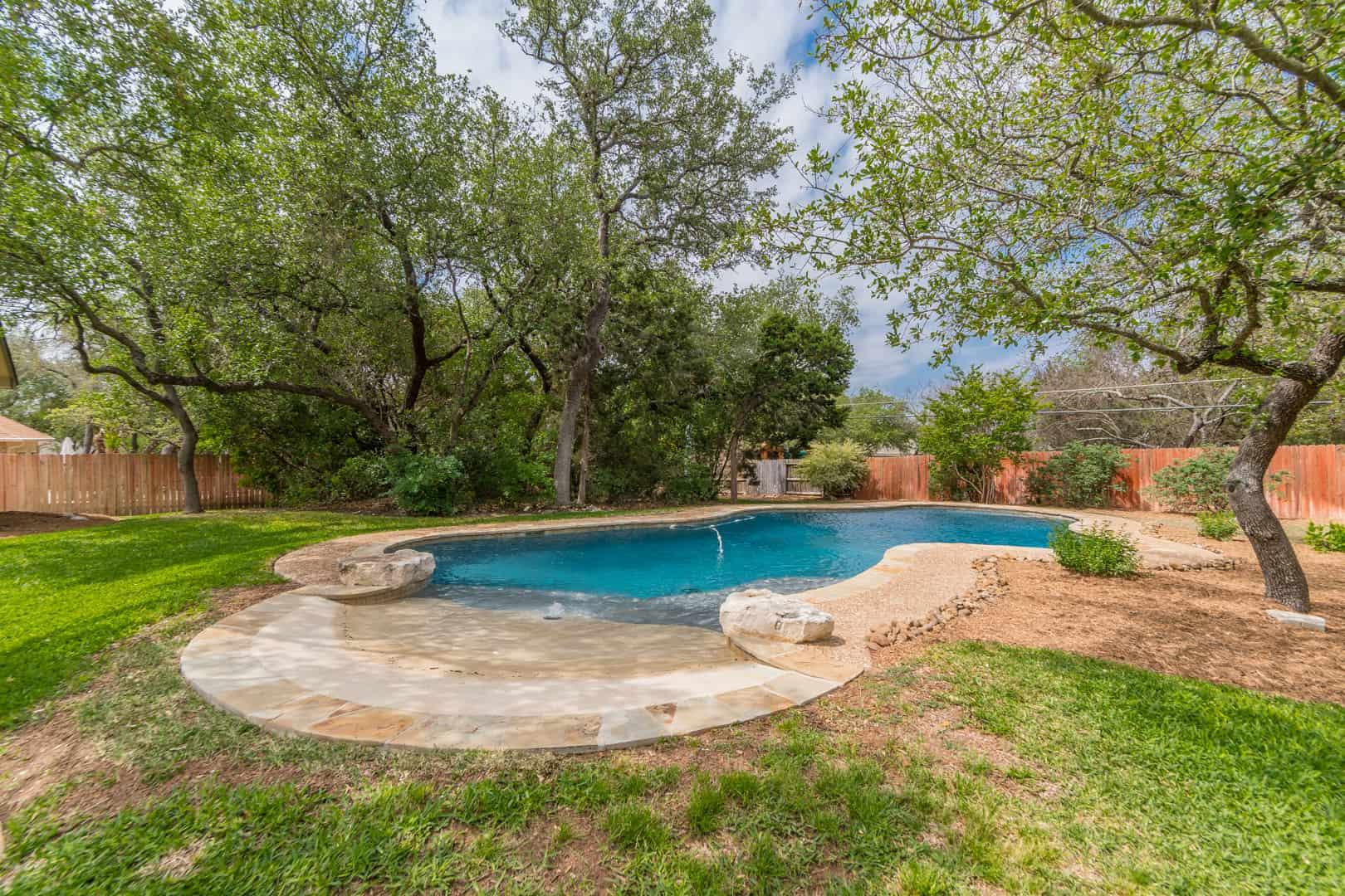 Maytum Circle pool