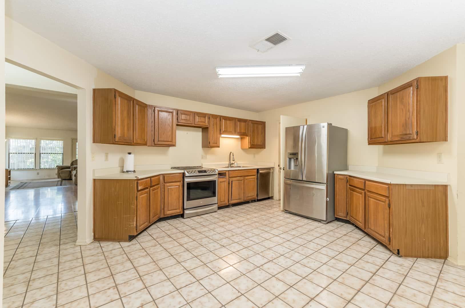 Larimer Square kitchen